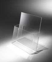 Porta Depliant da Tavolo X1